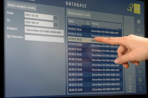 screenshot database